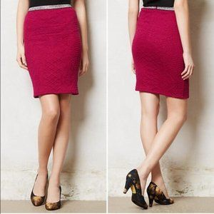 Anthro Moulinette Soeurs Calabria Pencil Skirt